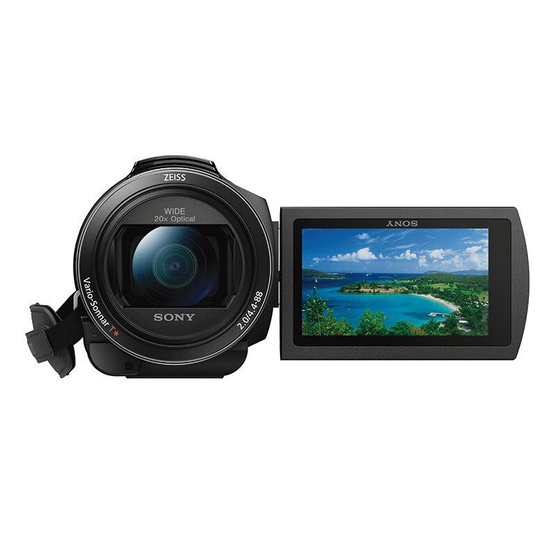 大钟电器_索尼(SONY)FDR-AX45家用/直播4K高清数码摄像机 /DV/摄影机/录像机 5 ...